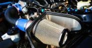 performance air intake breather